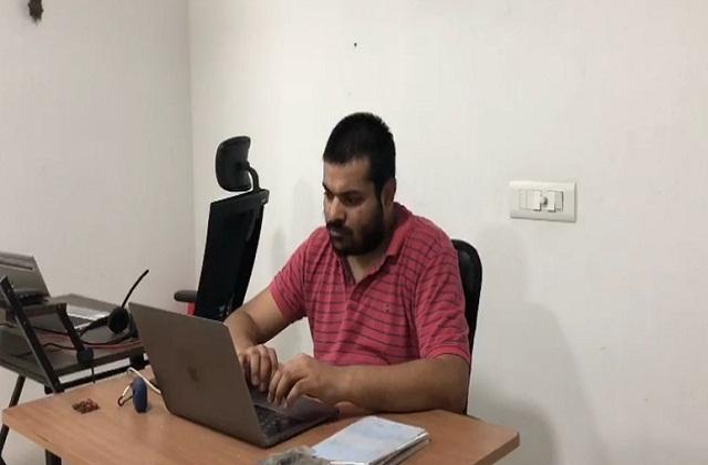 PunjabKesari, Madhya Pradesh, Plasmach App, Vidisha, Corona Info, Covid 19