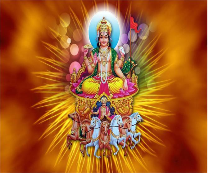 PunjabKesari,surya dev,surya mantra