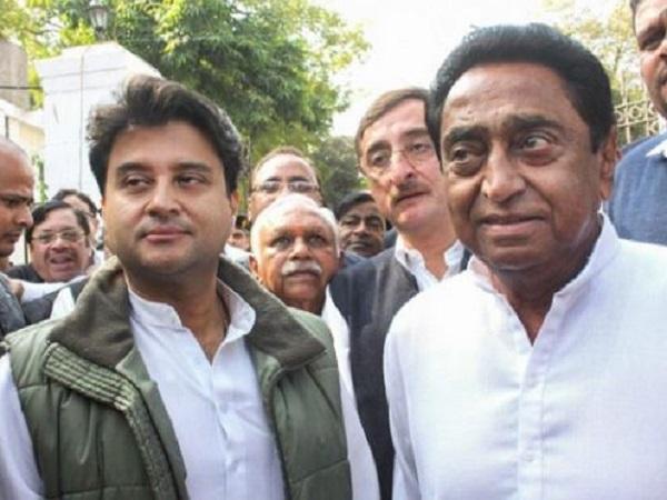 PunjabKesari,Madhya Pradesh News, Bhopal News, Chief Minister Kamal Nath, Jyotiraditya Scindia, Madhya Pradesh Congress State President, PCC Chief