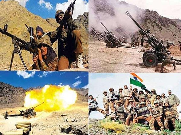PunjabKesari, madhya Pradesh News, Bhopal, Kargil war, government on backfoot, Kamal Nath government, BJP, Congress, MVL college