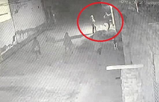 PunjabKesari, Theft