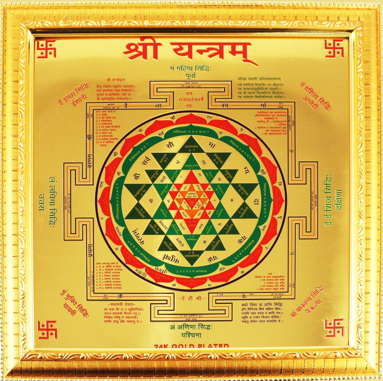 PunjabKesari, Sri yantra, श्री यंत्र