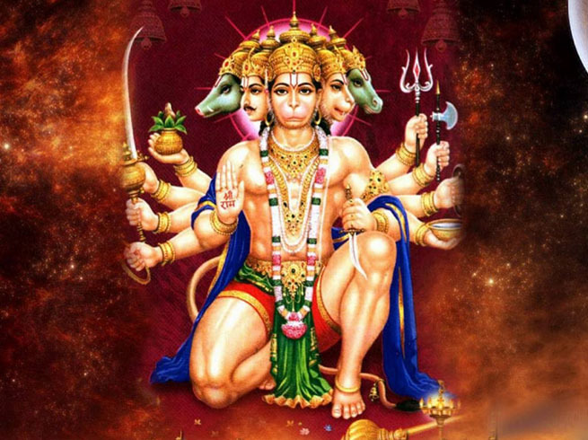 PunjabKesari, kundli tv, lord hanuman image