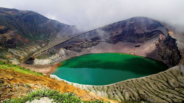 PunjabKesari, Lonar Lake Image, nari