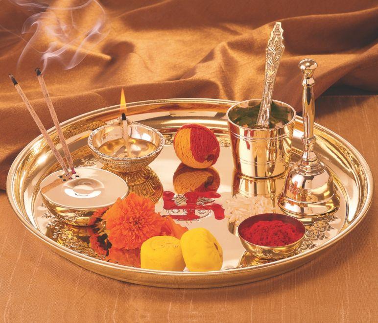 PunjabKesari, kundli tv,puja thali, worship