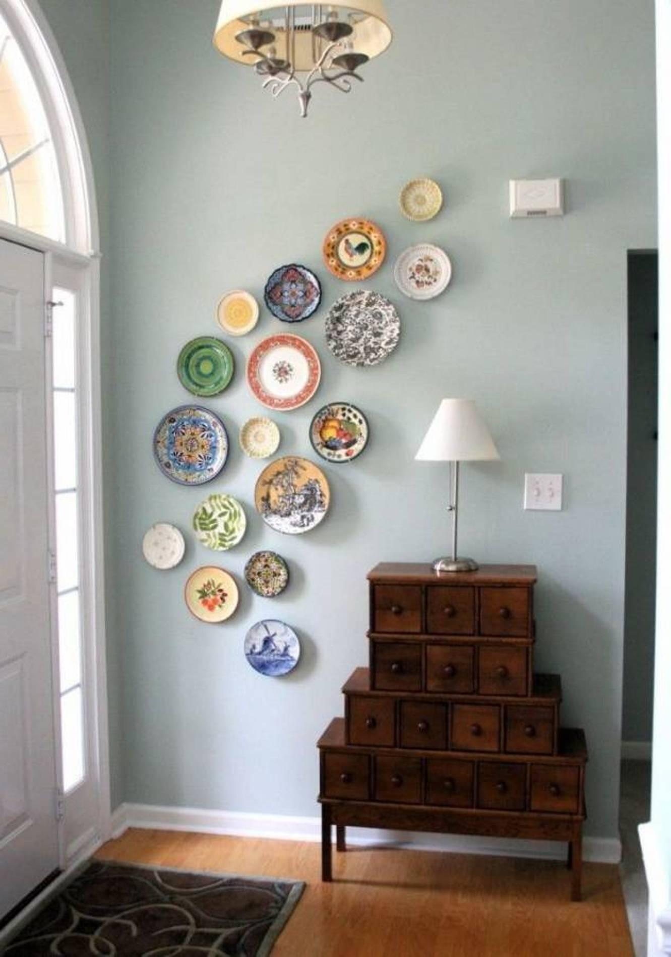 Wall Decor: दीवारों को सजाने के 10 आसान आइडिया, देखिए तस्वीरें -  10-wall-decorartion-ideas-for-home - Nari Punjab Kesari