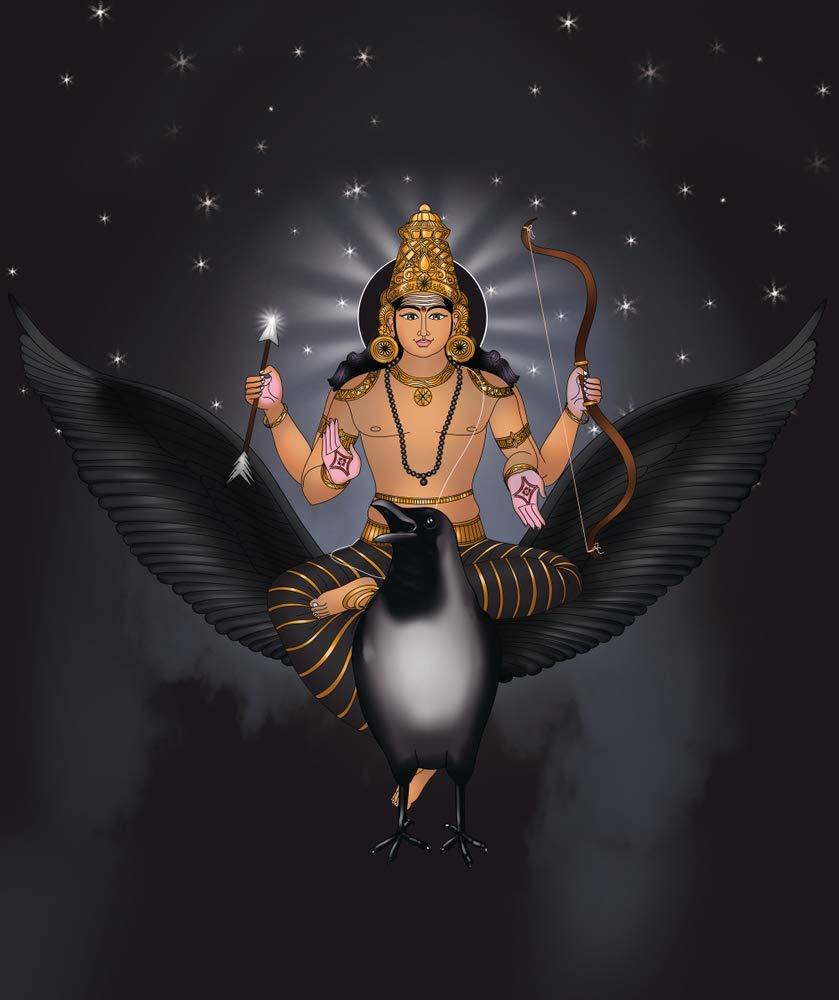 PunjabKesari, Shani Dev, Lord Shani, शनि देव, शनि, Saturn, Shani, Shani Mantra, शनि मंत्र, Mantra bhajan Aarti, Vedic Mantra, Vedic Shaloka, Shani Dosh, Shani Dosh in Kundli, Jyotish Gyn, Jyotish Upay