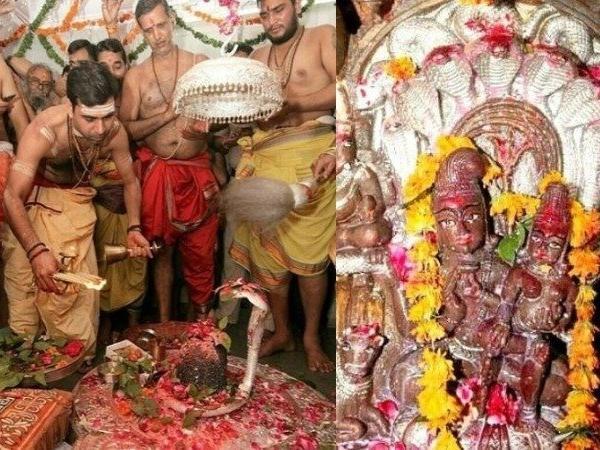 PunjabKesari,  नागचन्द्रेश्वर मंदिर