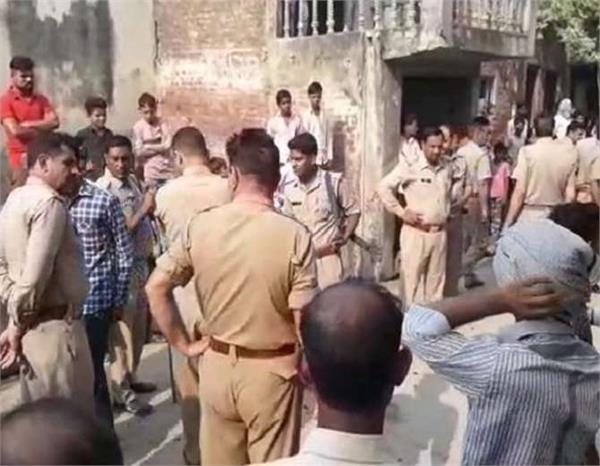 fight 2 group in muzaffarnagar