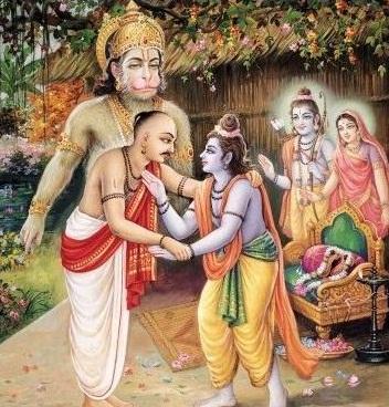 PunjabKesari, Tulsidas, Bajrangbali, Tulsidas and Bajrangbali Image, Sri Ram,
