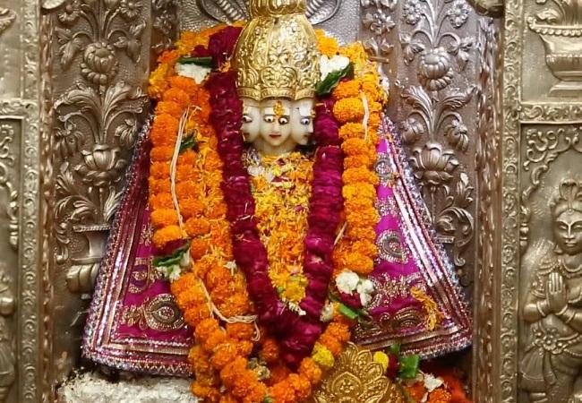 PunjabKesari, Mansa Devi Temple at Haridwar