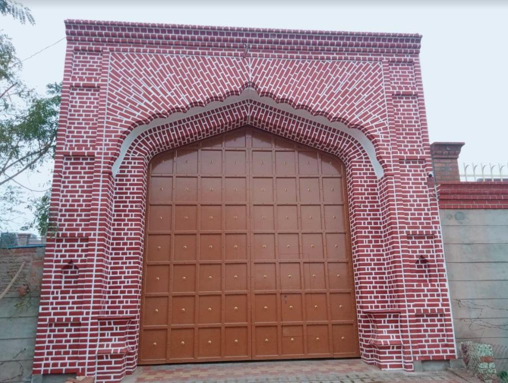 PunjabKesari, magnificent mansion was built to keep old civilization alive