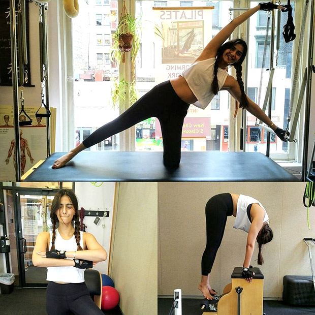 PunjabKesari, nari, Sonam Kapoor Fitness secrets, sonam kapoor workout image