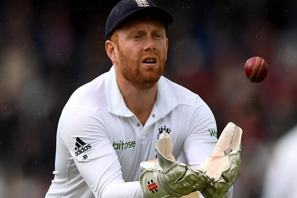 PunjabKesari, sports news, cricket news hindi, sri lanka vs england, 1st Test, england wicketkeeper, Jonny Bairstow, Out, 2 test, injury