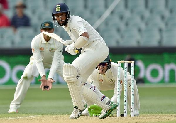 Sports news, Cricket news in hindi, test series, first test, Australian batsman, Travis Head, Cheteshwar Pujara, batting