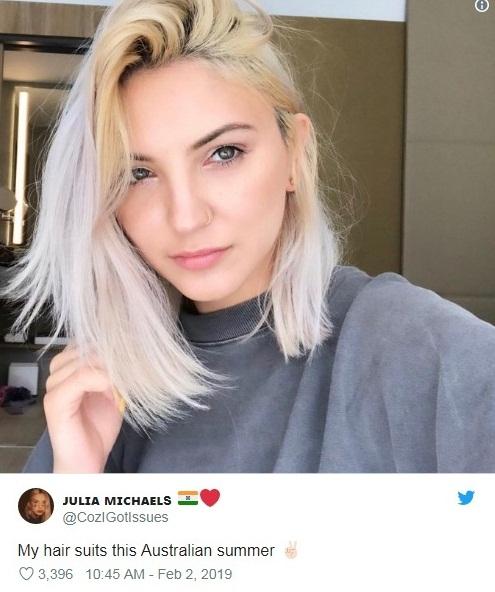 Bollywood Tadka,जूलिया माइकल इमेज
