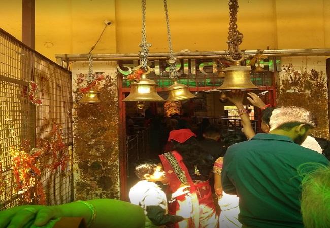 PunjabKesari,  Sheetla Mata temple at gurgaon,  शीतला माता मंदिर गुड़