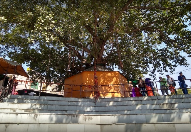 PunjabKesari,  Sheetla Mata temple at gurgaon,  शीतला माता मंदिर गुड़गांव