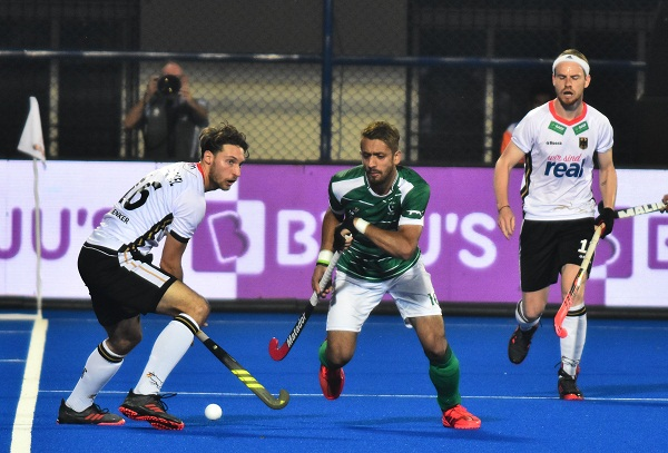 Sports news, hockey news in hindi, Germany, Beat, Pakistan, hockey world cup 2018