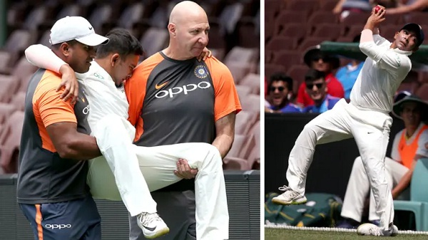 sports news, Cricket news in hindi, indian Cricket team, Coach shastri, Prithvi shaw, recover injury, comeback, boxing Day