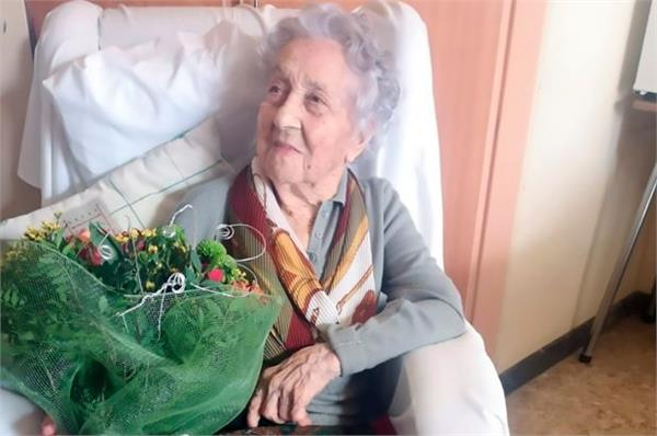 maria branyas 113 year old spanish woman beats corona virus