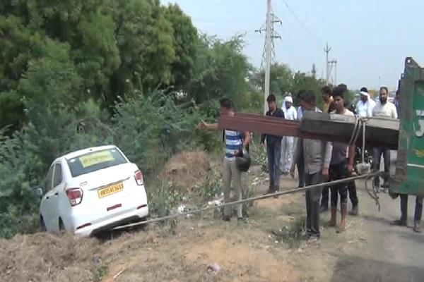 PunjabKesari, haryana hindi news, palwal hindi news, faridabad hindi news,  robbers, police, encounter