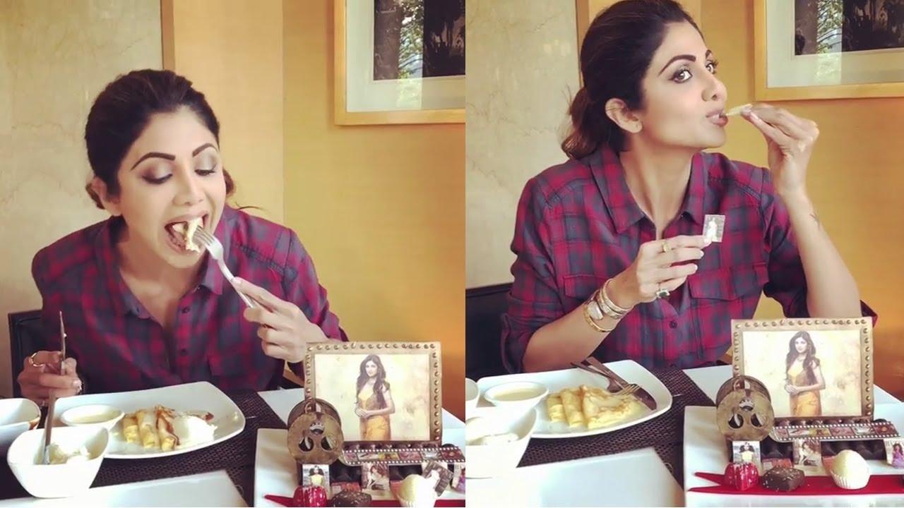 PunjabKesari, Nari, Shilpa Shetty Beauty Tips, Shilpa Shetty Image