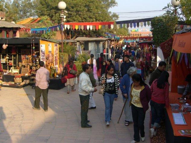 PunjabKesari, Delhi haat