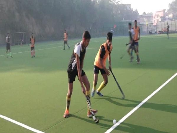 PunjabKesari, Hockey competition image