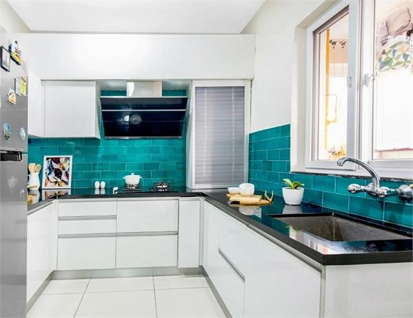 Trend Alert: छोटा हो या बड़ा, हर घर के लिए परफेक्ट हैं U Shape किचन