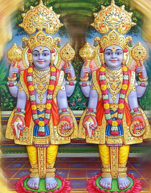 PunjabKesari, Nar, Narayan, नर, नारायण, श्री हरि विष्णु का अवतार