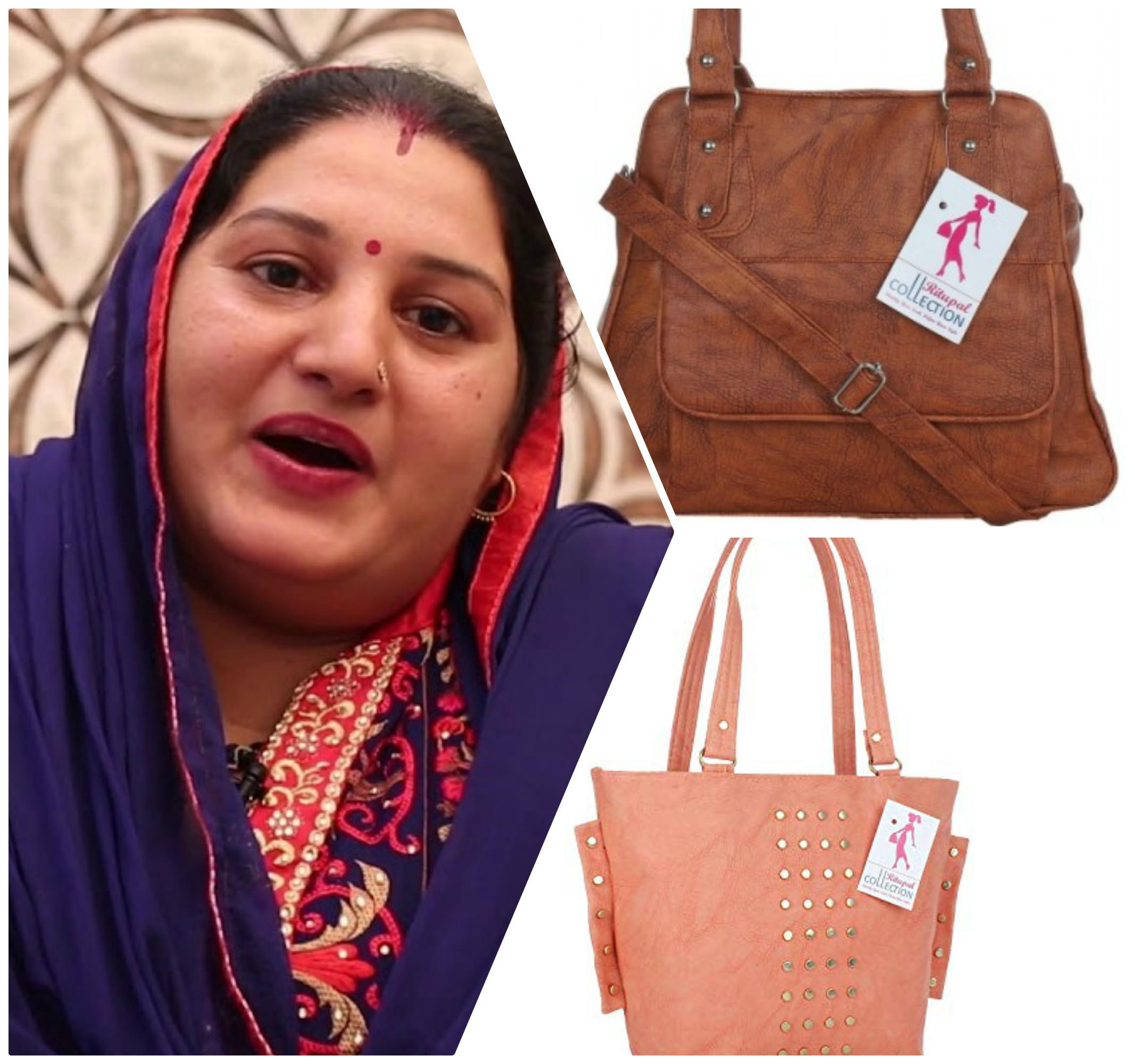 PunjabKesari, Ritu Kaushik Image, Success Story Image, Women Achievers Image