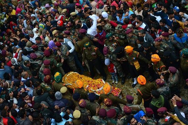 PunjabKesari, martyrs body