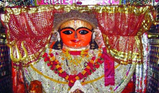 PunjabKesari, kundli tv, shakambhiri temple image