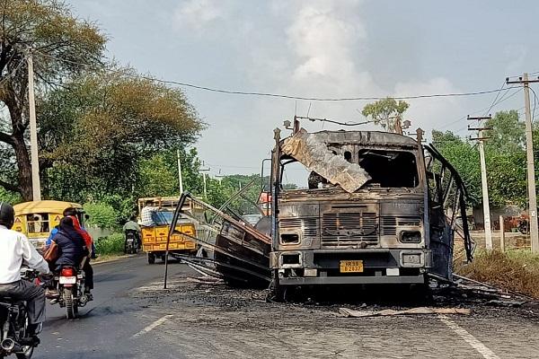 PunjabKesari, truck