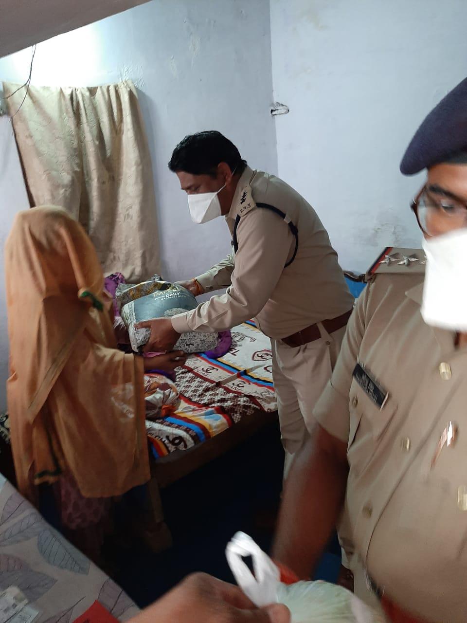 PunjabKesari, Madhya Pradesh, Bhopal, Bhopal Police, Corona Virus, Lockdown,