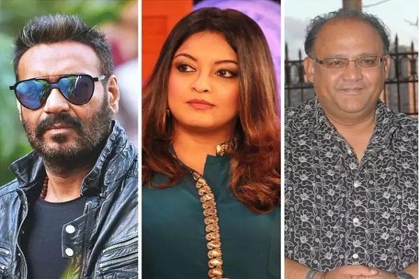 Bollywood Tadka, अजय देवगन इमेज,अजय देवगन फोटो,अजय देवगन पिक्चर,आलोकनाथ इमेज,आलोकनाथ फोटो,आलोकनाथ पिक्चर, तनुश्री दत्ता इमेज,तनुश्री दत्ता फोटो,तनुश्री दत्ता पिक्चर,