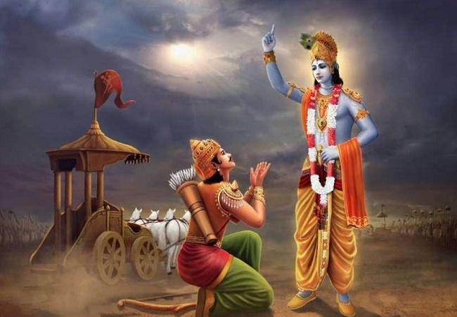 PunjabKesari, Bhagwat geeta, Sri madh Bhagwat Geeta, श्रीमद्भागवत गीता, Dharmik katha in hindi, Religious Story in hindi, True worshipers of Gita, punjab kesari, Dharm