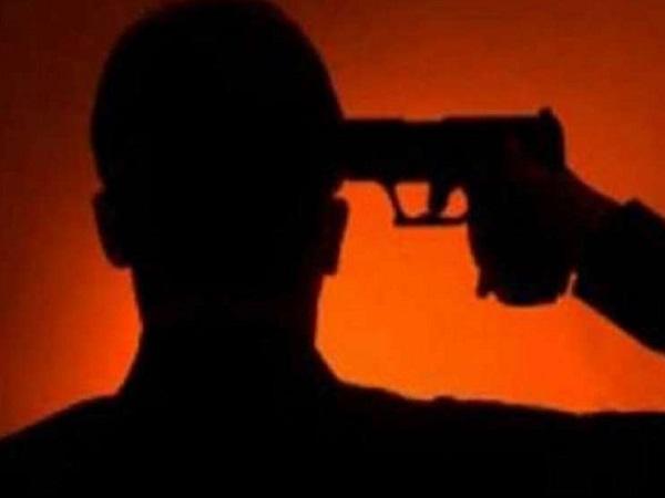 PunjabKesari, Madhya Pradesh News, Ujjain News, Chhatarpur News, widow, unrequited love, suicide, shot, police