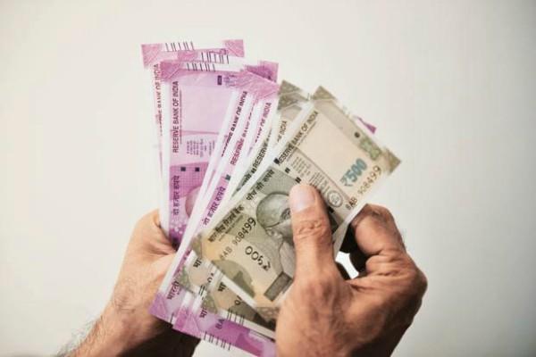 PunjabKesari, Money, धन, Money Image