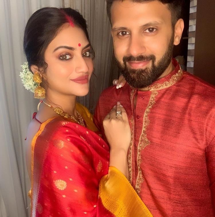 Bollywood Tadka,nusrat jahan image, nusrat jahan photos, nusrat jahan picture, nikhil jain image, nikhil jain photo, nikhil jain picture