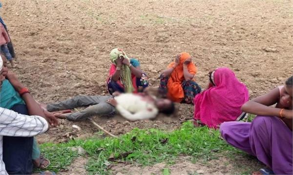 sonbhadra victims houses under chief minister housing scheme