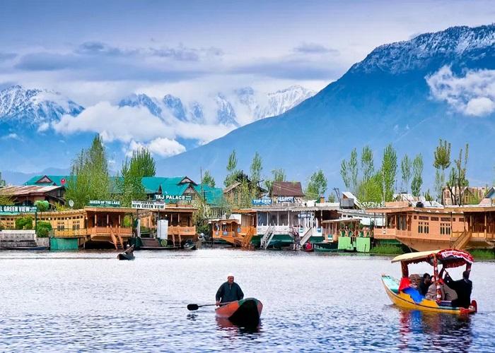 PunjabKesari, Kashmir Image, New Year Image, घूमने की जगह इमेज, खूबसूरत जगह इमेज
