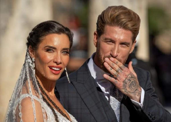Sergio Ramos wife Pilar Rubio gives birth to FOURTH son