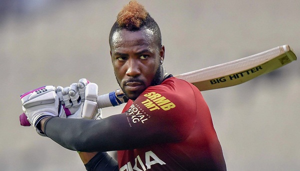 cricket news in hindi, Bangladesh premier league, West Indies all rounder, Andre Russell, AB de Villiers and David Warner, Hard enough, BPL