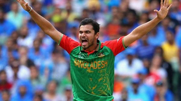 sports news, Cricket news in hindi, Bangladesh Cricketer, Mashrafe Mortaza, won Elections, General elections, Sheikh Hasina Party