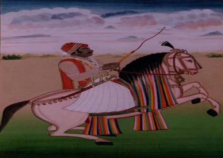PunjabKesari, राजा मान सिंह, King Maan singh