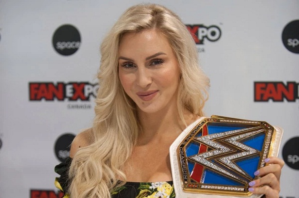 CHARLOTTE FLAIR IS NEW VICTIM OF INTERNET LEAK
