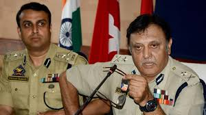 situation is normal in kashmir said adgp khan
