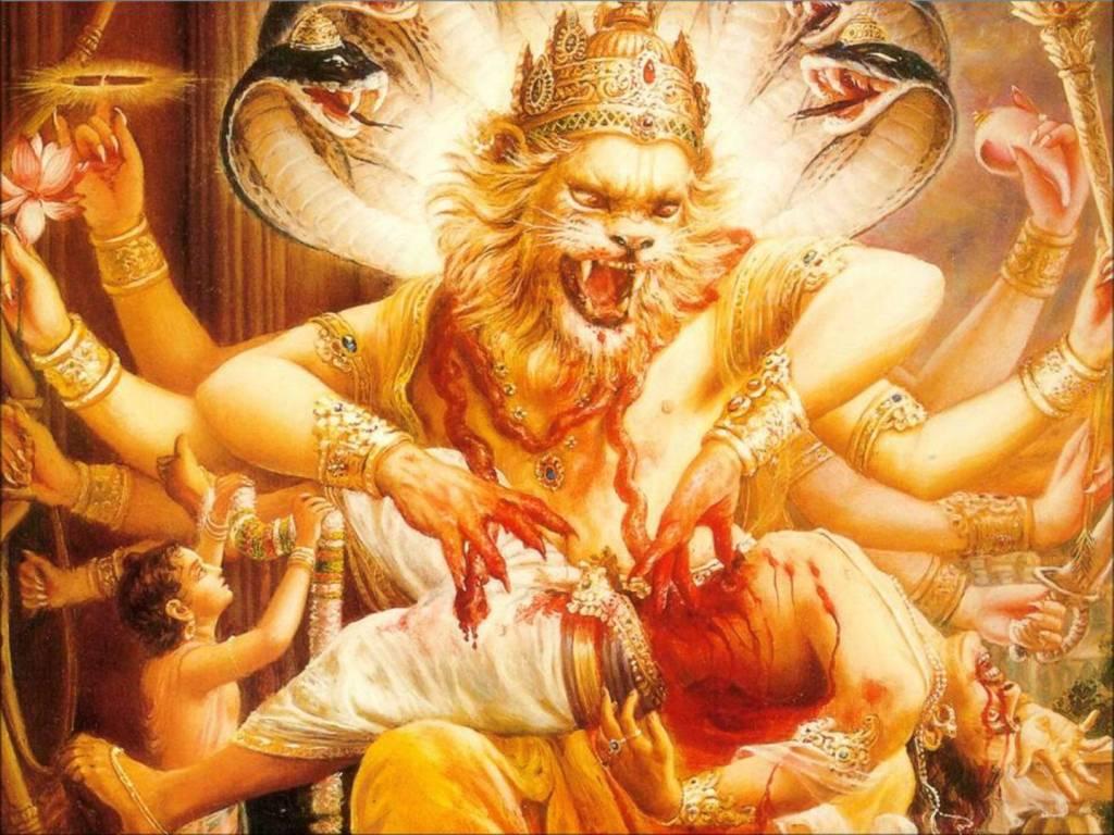 PunjabKesari, kundli tv, narsingh avatar image